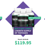 Testogen USA Review 2018 – Read This Exclusive Testogen Review!