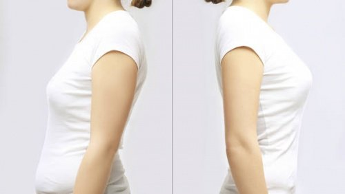 maintain good body posture