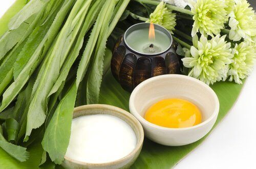 natural mask for breasts