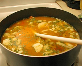 soup diet for weight loss