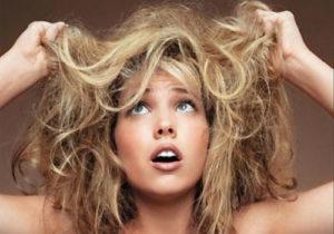 Tips Against Damaged Hair