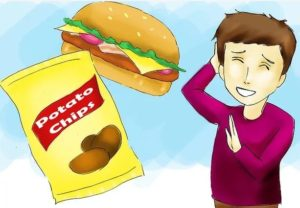 Avoid ready-to-eat food
