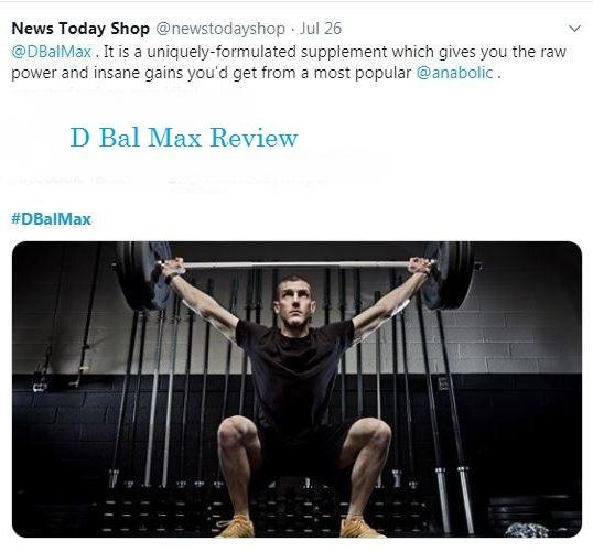 dbalmax on twitter