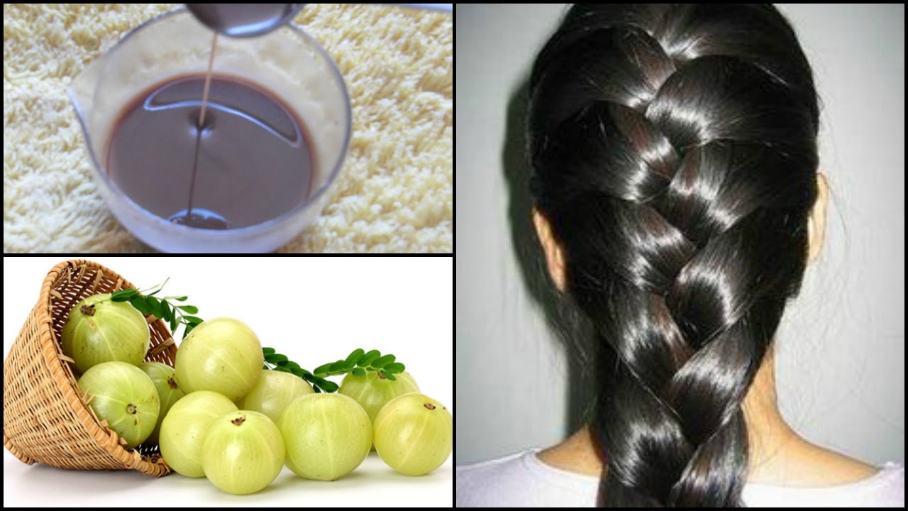 Amla Hair Pack