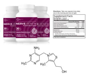 nerve renew ingredients