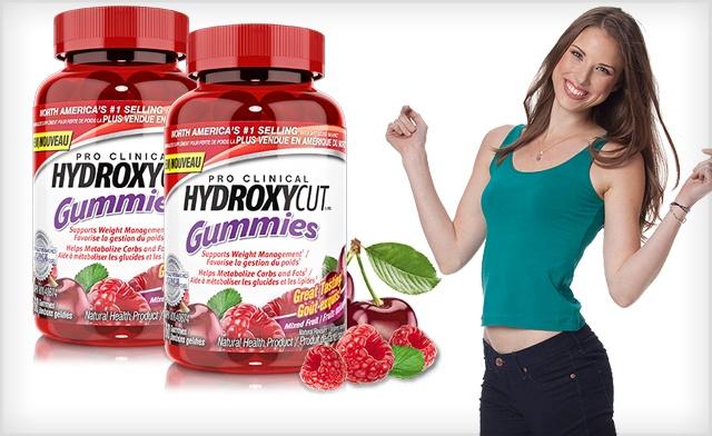 Hydroxycut - Best Weight Loss Gummies