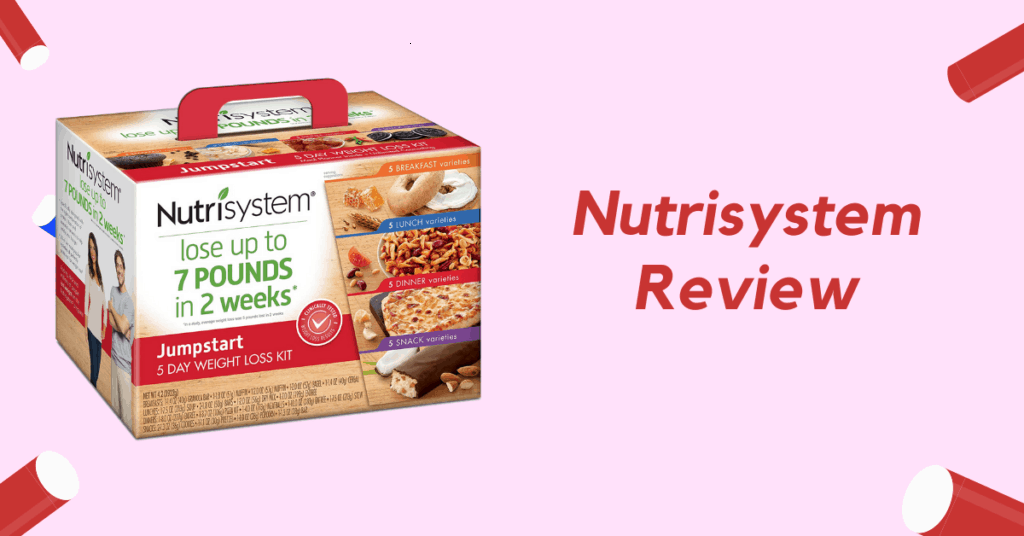 Nutrisystem Review 2021 – Perfect Meal Plan For Weight Loss