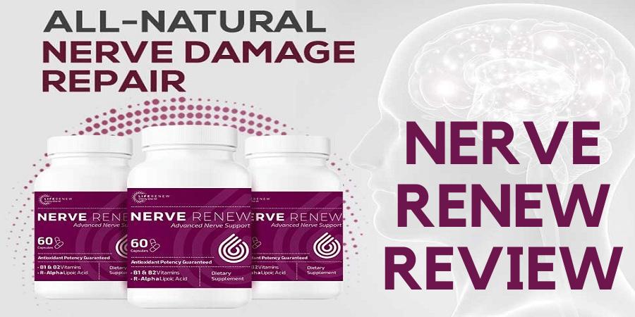 Nerve Renew Reviews 2021 – Compared Nerve Renew vs The Alternatives