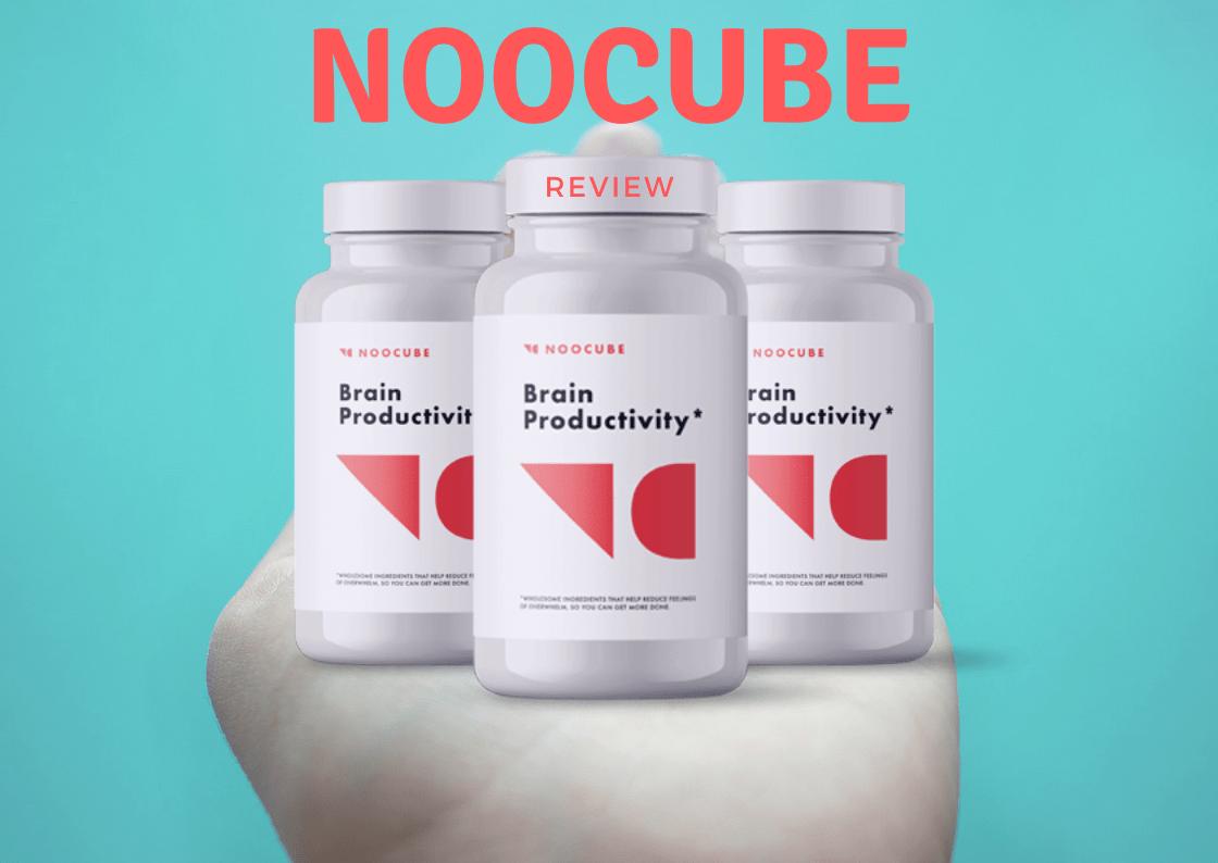 Noocube Review 2021 – Best Nootropic Supplement For Brain Productivity