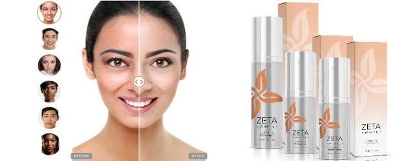 zeta white skin lightening cream