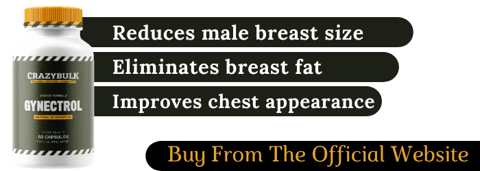 Gynectrol Reduces Male Breast Size