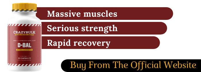 D Bal Dianabol Massive Muscle Strength