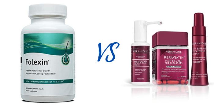 keranique vs folexin