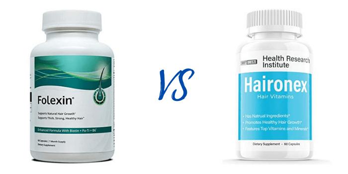 folexin vs haironex