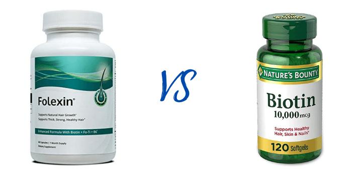 folexin vs biotin
