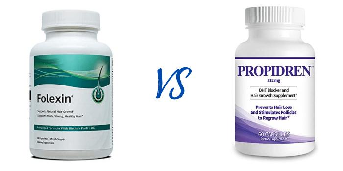 folexin vs propidren
