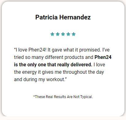 phen24 reviews