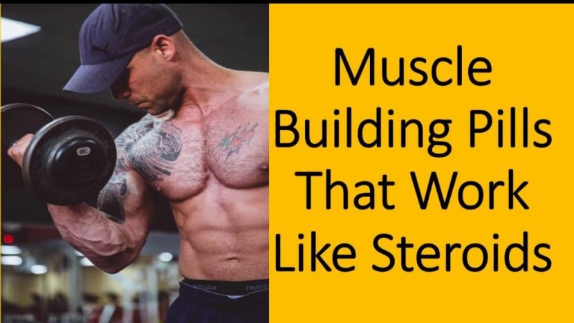 Bodybuilding Supplements that Work Like Steroids