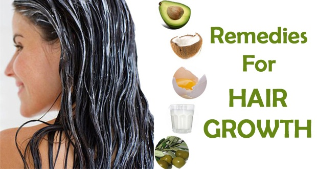 Best Hair Growth Home Remedies (Remedy) That Really Work?
