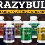Crazy Bulk Stacks Review 2021 - Best Stacks For Muscle Building