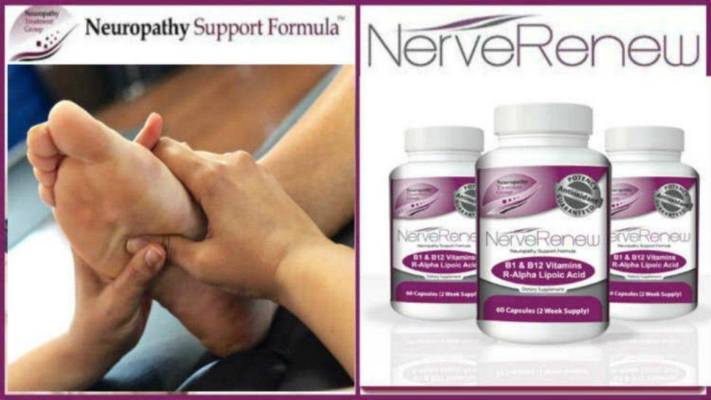 nerve renew - best nerve pain supplement