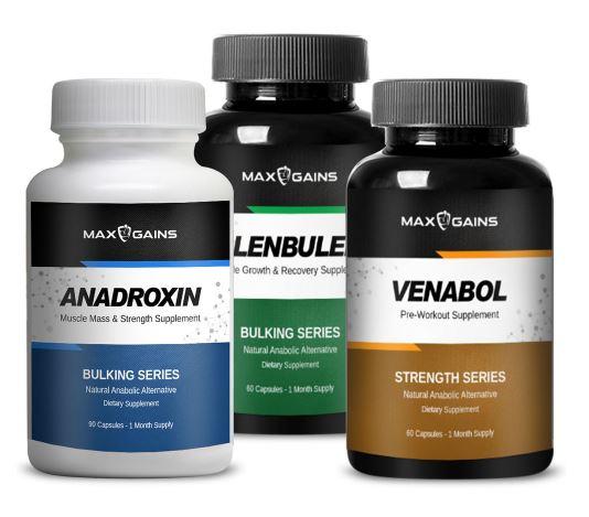 Anadroxin lenbule and venabol