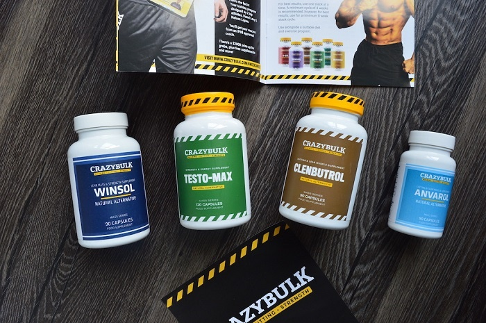 Crazy Bulk Review – My Honest Analysis On This Legal Steroid
