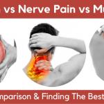 Joint Pain vs Nerve Pain vs Muscle Pain - Detailed Comparison & Finding Best Supplement